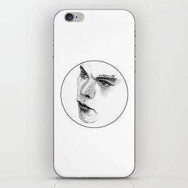 Captivating Eyes iPhone Skin