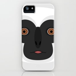 The Gibbon iPhone Case