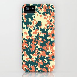 CAMO01 iPhone Case