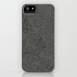 Warm Night, Spring Blossom iPhone Case