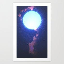 // odyssey.01 Art Print