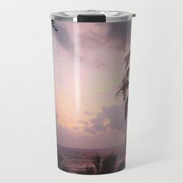 Sri Lanka sunset Travel Mug