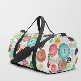 Buttons! Duffle Bag