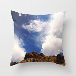 Colorado Landscape #3 Throw Pillow