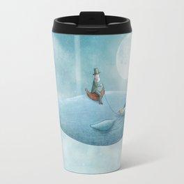 Whale Rider Travel Mug