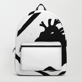 Heart Sign Backpack