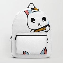 Bat Cute Gift Backpack