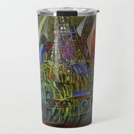 Fish-ship Travel Mug
