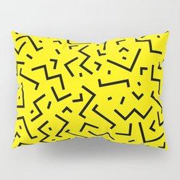 Memphis pattern 35 Pillow Sham