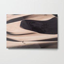 desert dune 2  Metal Print