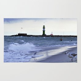 STORMY BALTIC Rug