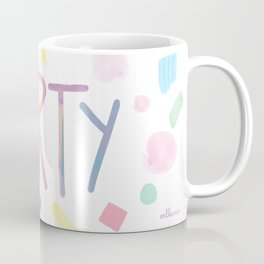Pastel party Coffee Mug