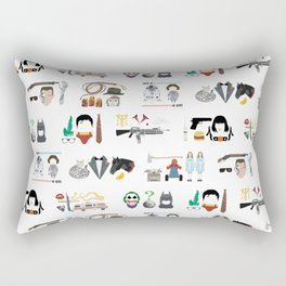 Films Rectangular Pillow