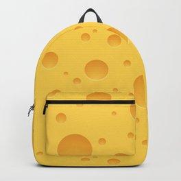 Fresh Cheese Pattern Backpack