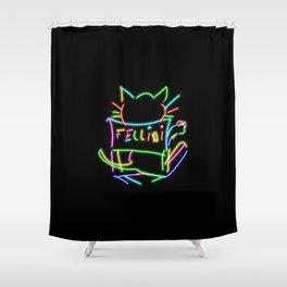 Fellini Shower Curtain