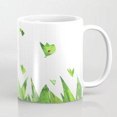 Be green, be happy Mug