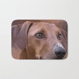 Azawakh Sighthound Bath Mat