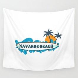 Navarre Beach - Florida. Wall Tapestry
