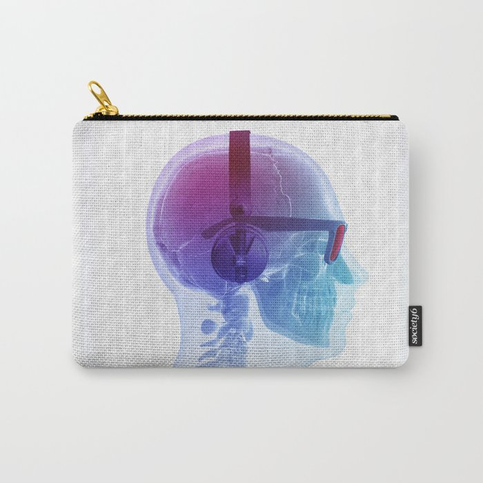 Electronic Music Fan Carry-All Pouch