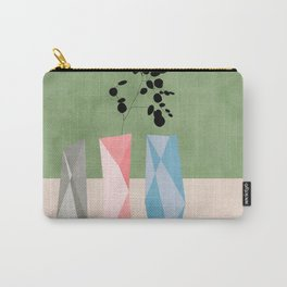 floral minimal I Carry-All Pouch