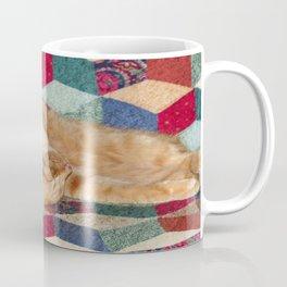Cat Napping Coffee Mug