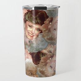 Golden Girls Toss Travel Mug