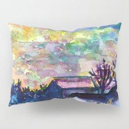 Winter  Farm Pillow Sham