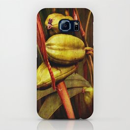 Hanging over the pond iPhone Case