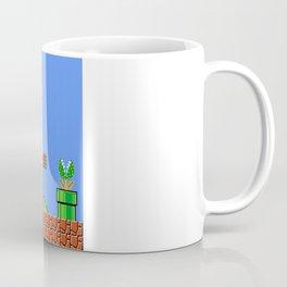 Dr. Mario? No...Doctor Who? Coffee Mug