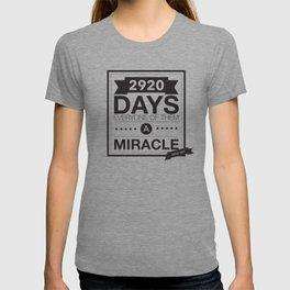 2920 Days T-shirt