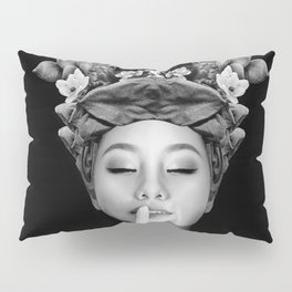 quiet Thoughts Pillow Sham