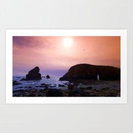paysage 33 Art Print