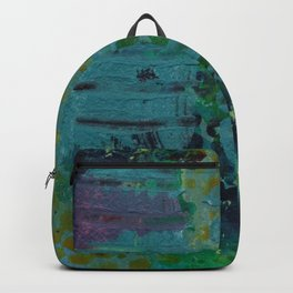 Sound Effects in Teal Backpack
