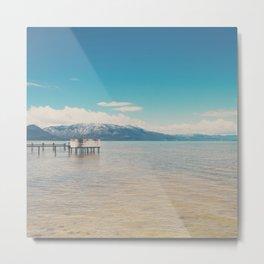 Lake Tahoe II photograph Metal Print