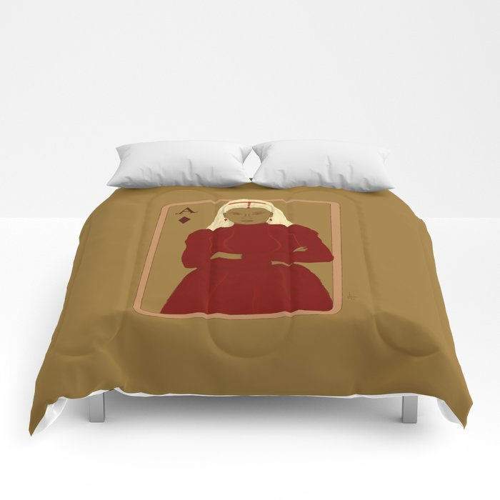 Ace of Diamonds Comforters