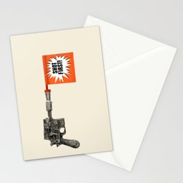 Shot First Stationery Cards