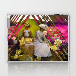 Summer Lotus Laptop & iPad Skin