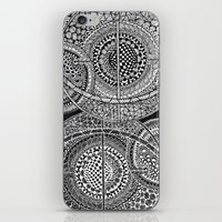 universe iPhone & iPod Skins featuring Universe by Luna Portnoi