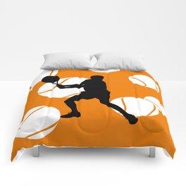 TENNIS Clay Backhand Balls Comforters