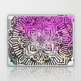 Rustic Mandala Laptop & iPad Skin