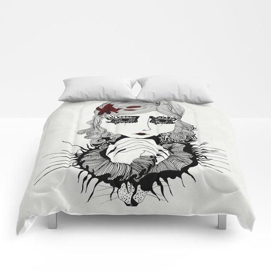 Lady B Comforters