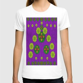 Love fantasy Buddha blessings T-shirt