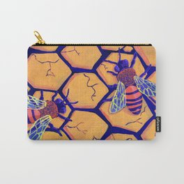 Drought Bees Carry-All Pouch