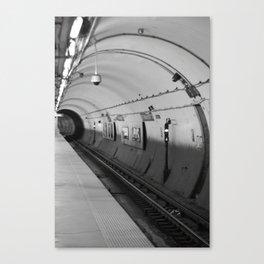 Chicago Loop Canvas Print