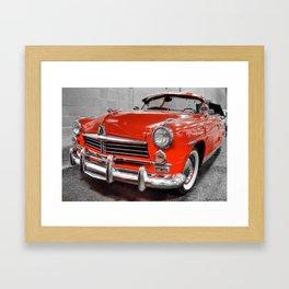 Hudson Streak Framed Art Print