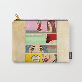Retro Comic Carry-All Pouch