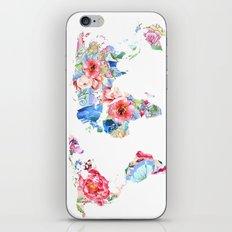 Optimistic World iPhone Skin