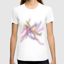 Interlaced T-shirt