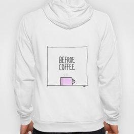 Befroe Coffee Hoody