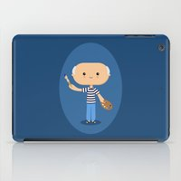 picasso iPad Cases featuring Pablo Picasso by Sombras Blancas Art & Design